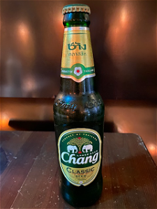 Foto Chang Beer (Thai) 35cl
